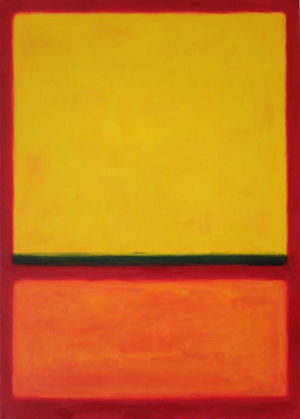 074. Babi Leto (inspired By Rothko)