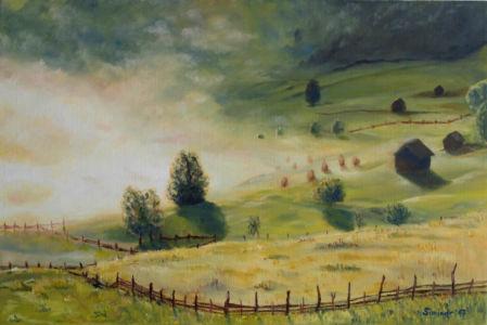 070. Mlha v údolí